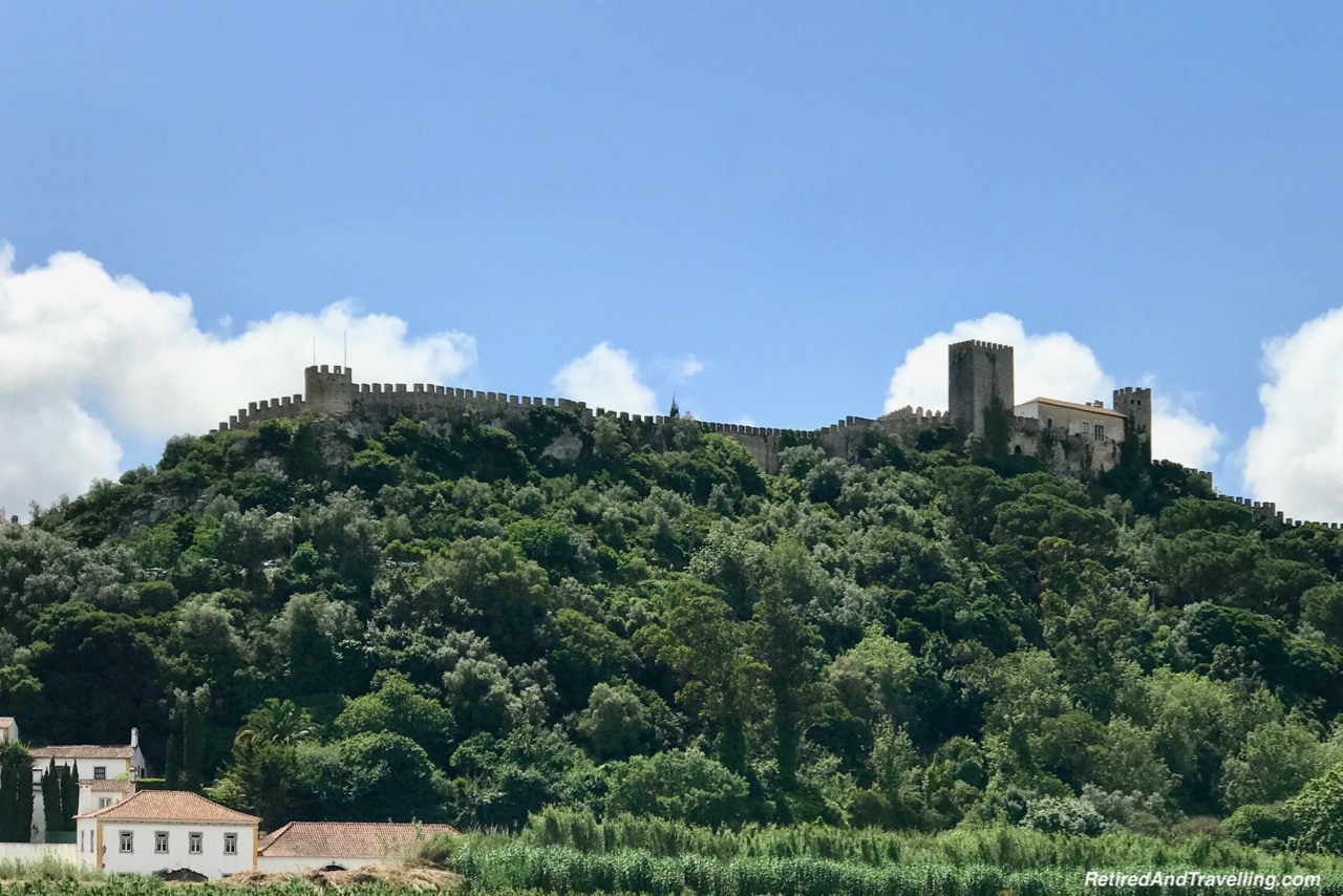 First View - Walk On Castle Walls in Obidos.jpg