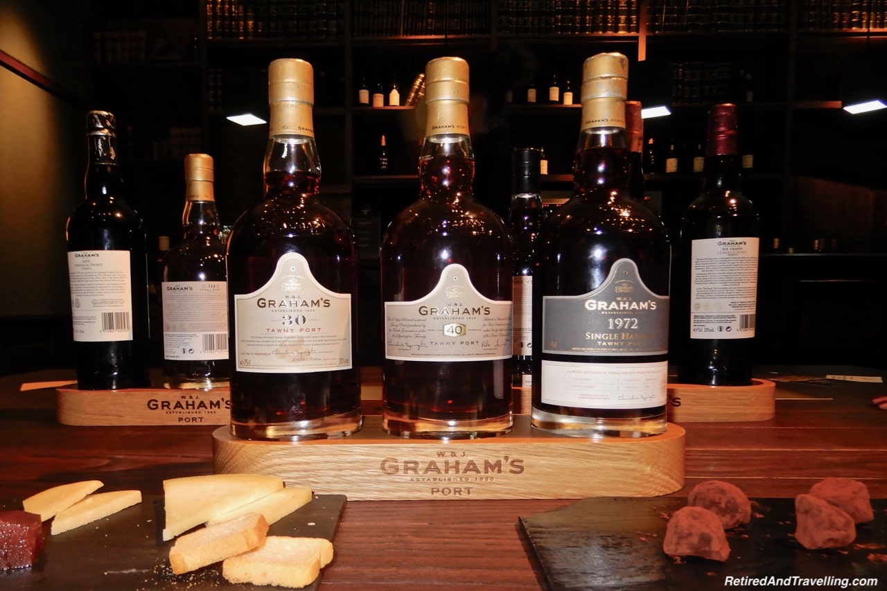 Port Food Pairing - Grahams Port Lodge View - Port Tasting In Porto.jpg