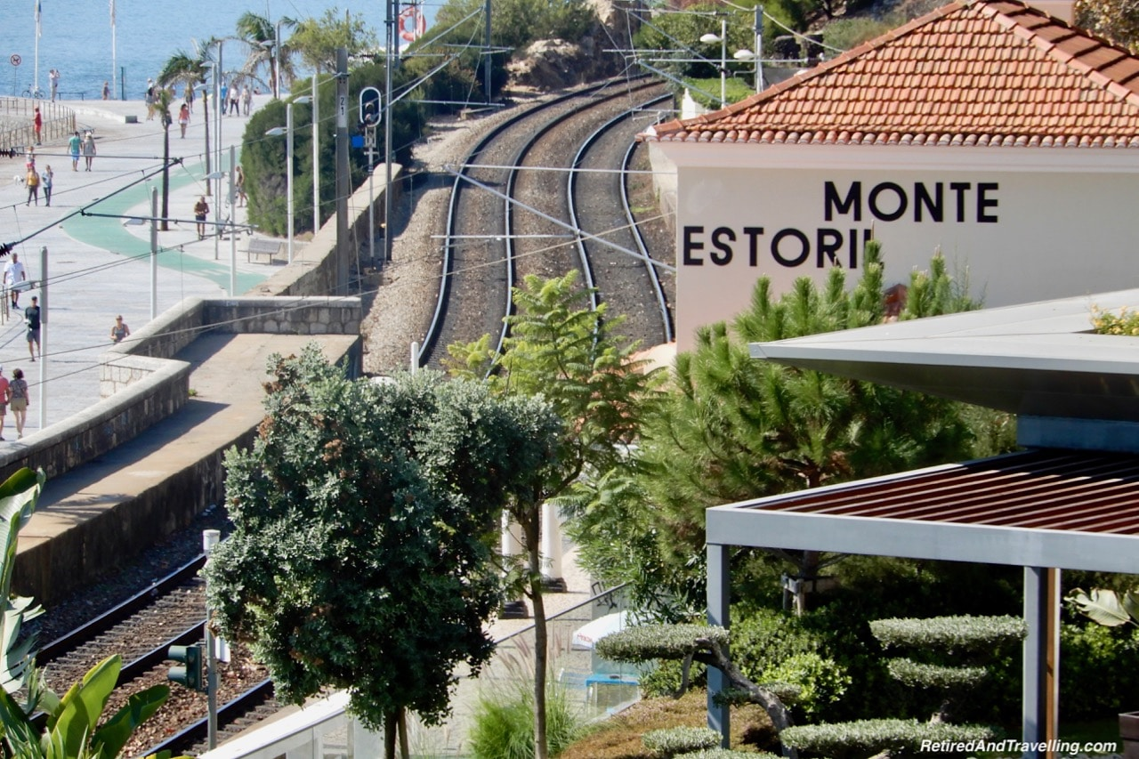 Monte Estoril Station - Beaches Outside Of Lisbon.jpg