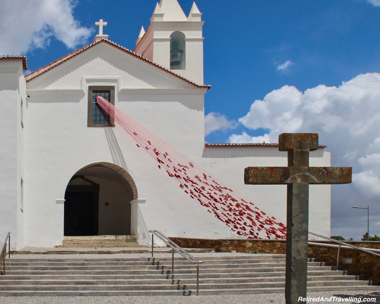 Almodovar Convent Shoe Stairway - South to the Algarve Portugal.jpg