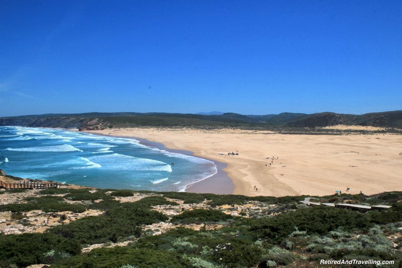 Algarve Beaches in Bordeira - South to the Algarve Portugal.jpg