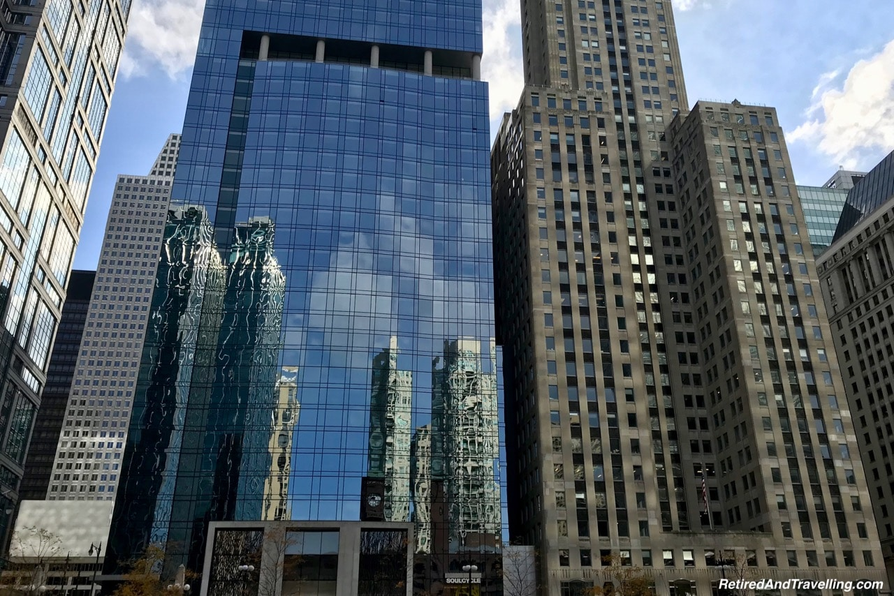 Chicago River Building Reflections - Eclectic Chicago Architecture.jpg