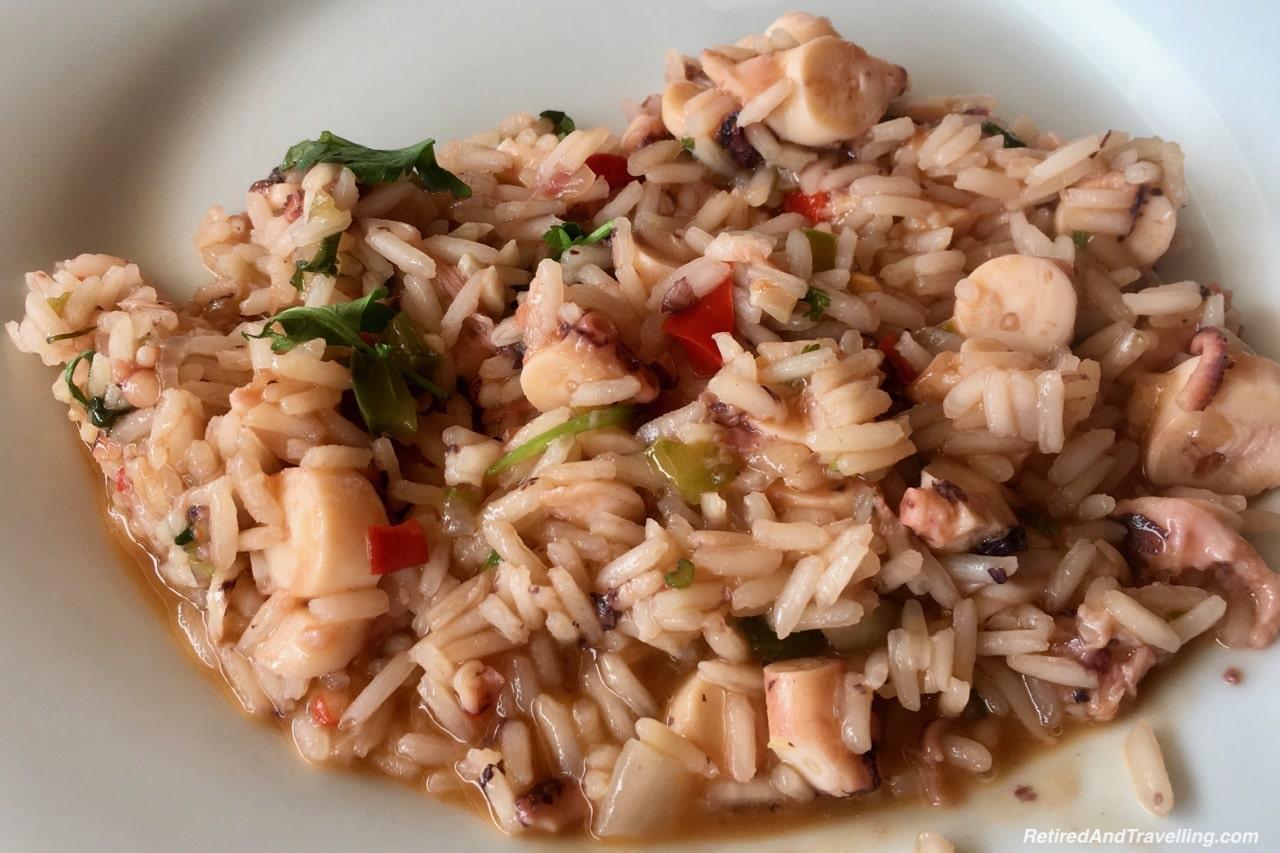 Cabanas De Tavira Sabores Da Ria Restaurant Octopus Rice - Explore The Eastern Algarve To Spain.jpg
