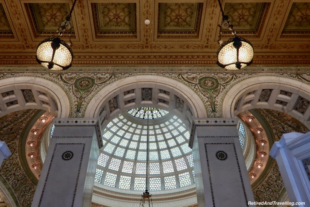 Chicago Cultural Dome Building - Eclectic Chicago Architecture.jpg