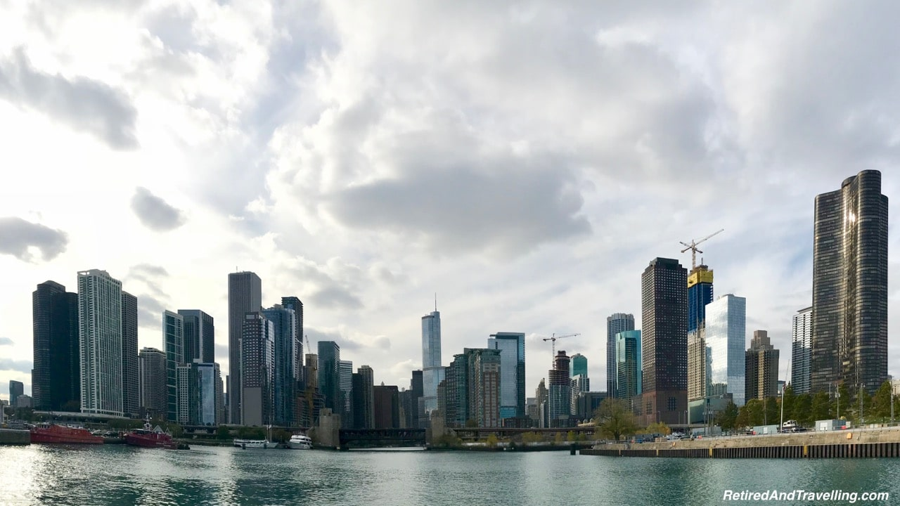 Chicago River Lake Michigan Skyline View - Eclectic Chicago Architecture.jpg