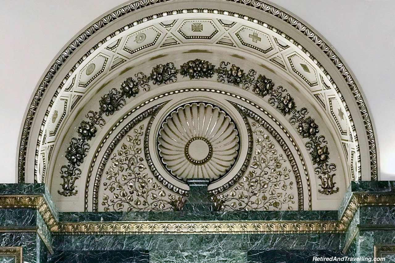 Grand Army of the Republic Dome Chicago Cultural Centre - Things To Do - 3 Days In Chicago.jpg