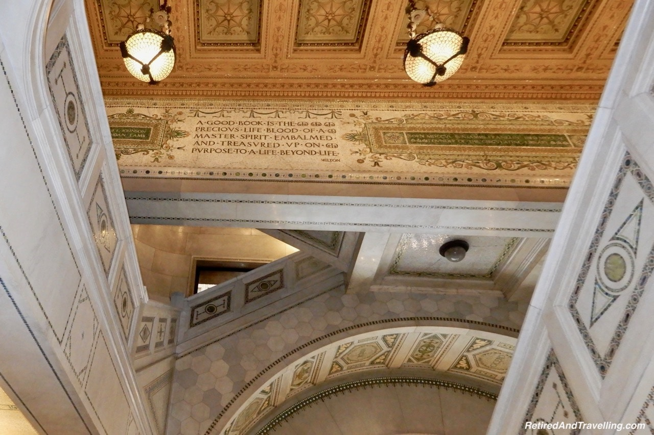 Chicago Cultural Centre - Things To Do - 3 Days In Chicago.jpg