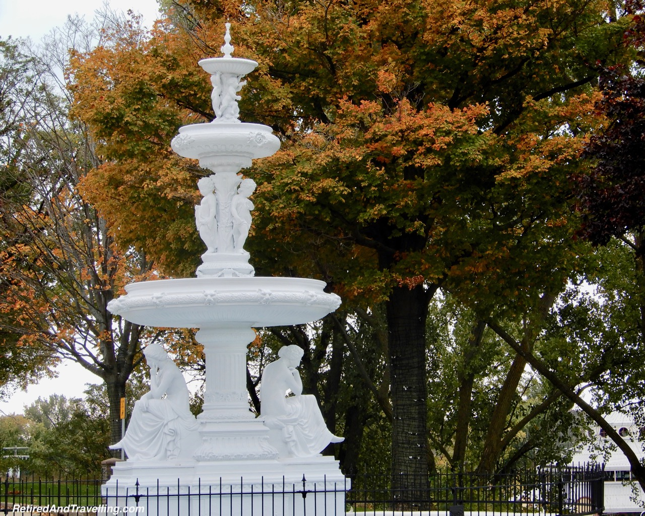 Maids of the Mist statue St Joseph Michigan - Things To Do - 3 Days In Chicago.jpg