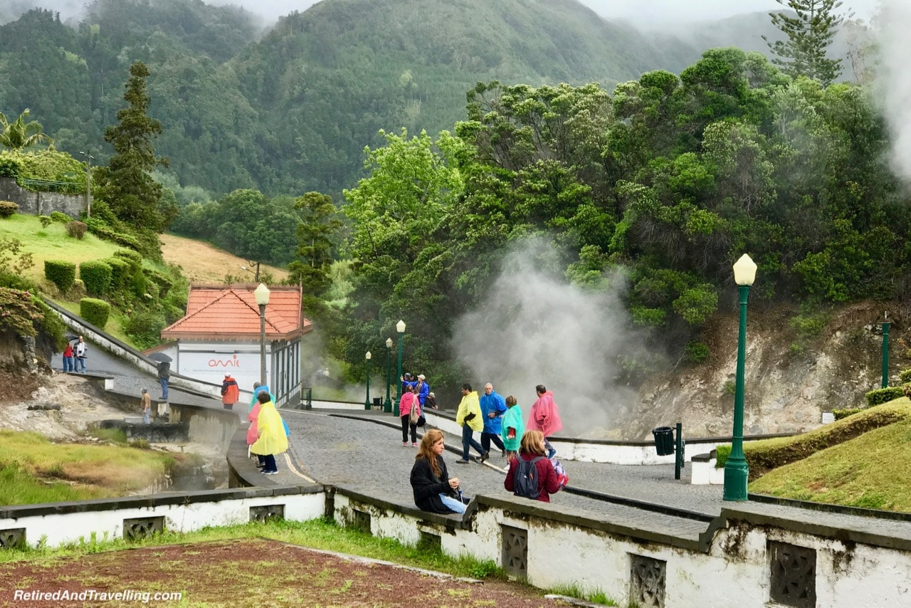 Furnas Caldera - Calderas In The Azores.jpg