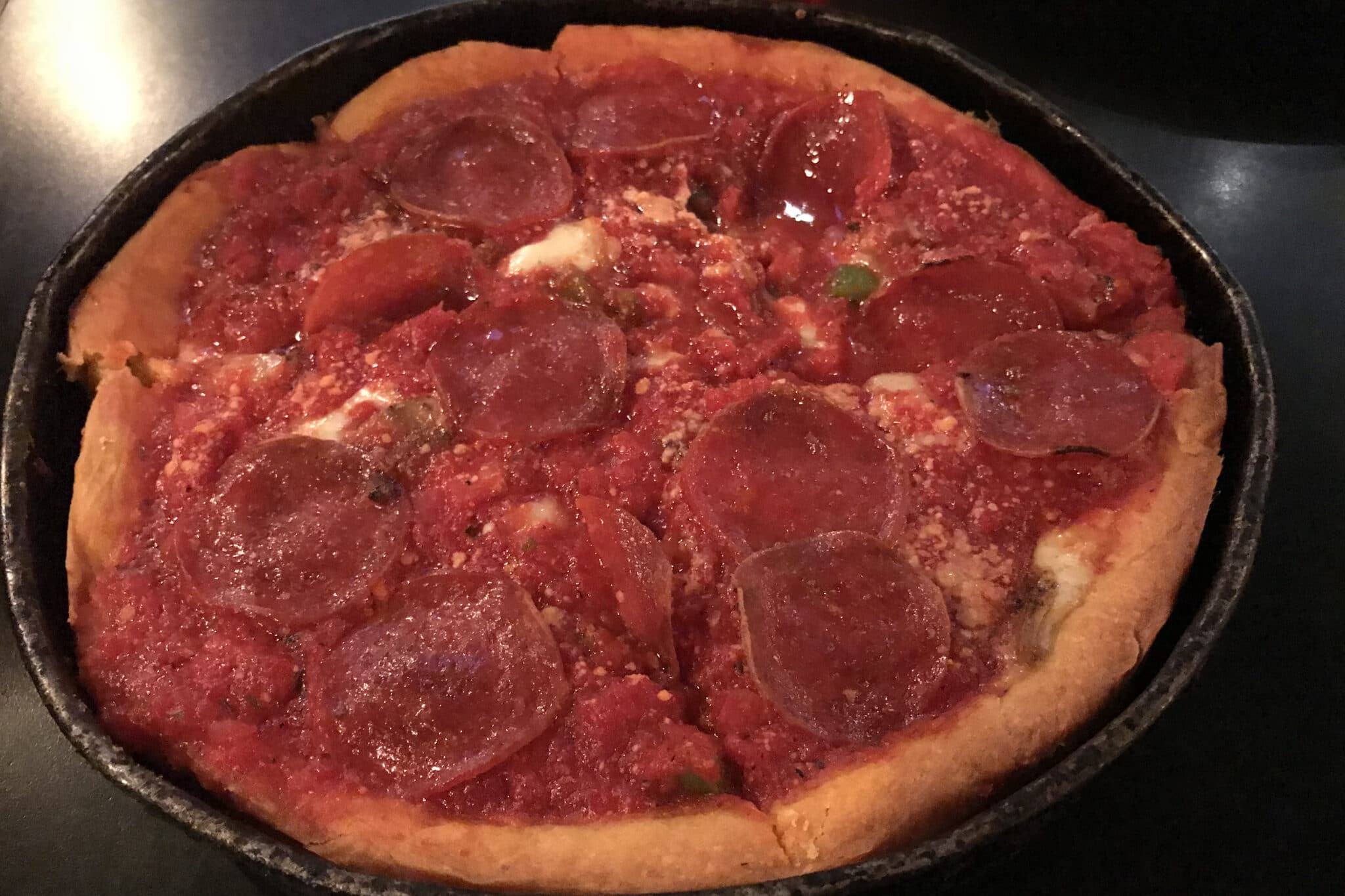 Ginos East Pizza