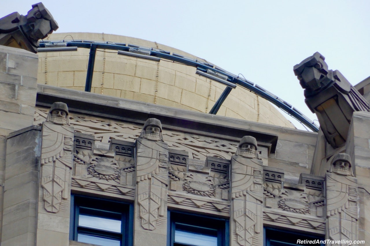 Decorative Derigible Docking Dome - Intercontinental Chicago Medinah Heritage.jpg