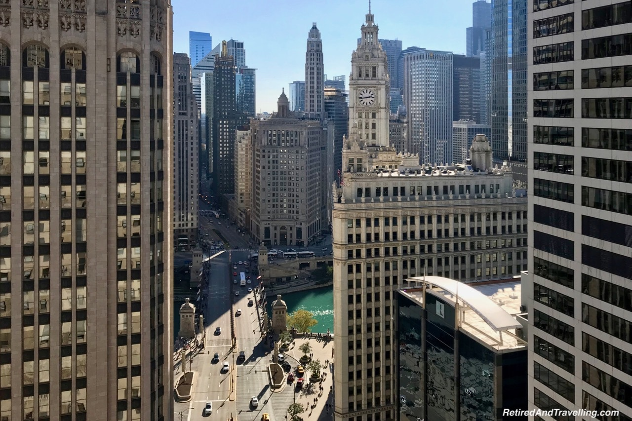 Du Sable Bridge and Wrigley Building - Eclectic Chicago Architecture.jpg