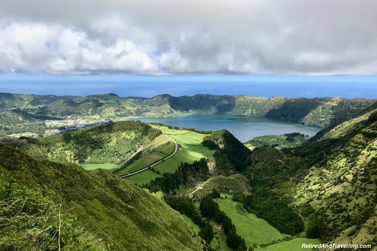 Boca do Inferno Viewpoint - Volcanic Setting of Sete Cidades Sao Miguel Azores.jpg
