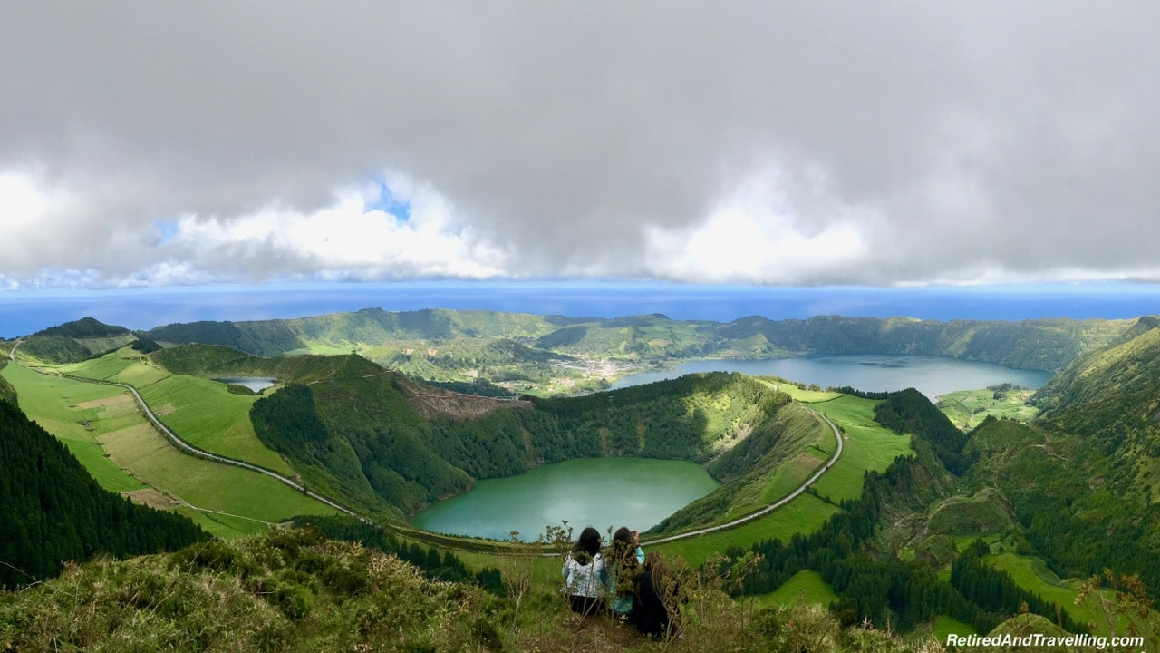 Boca do Inferno Viewpoint - Volcanic Setting of Sete Cidades Sao Miguel Azores.jpg