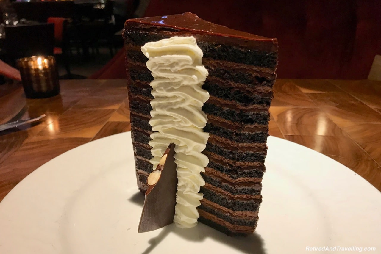 Michael Jordons Steak House 23 Layer Chocolate Cake - Food In Chicago.jpg
