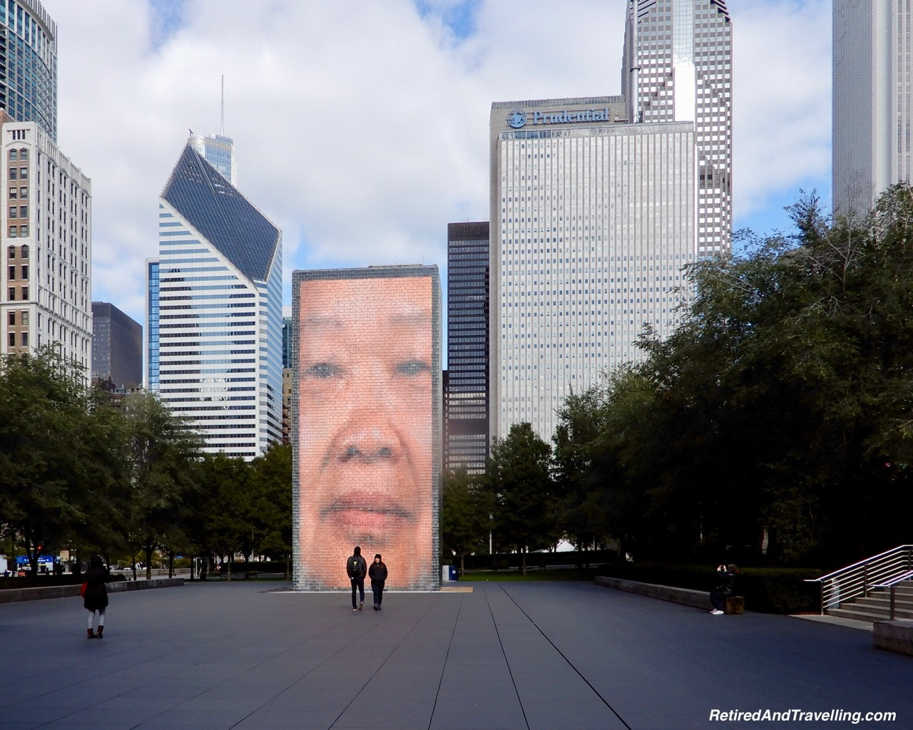 Crown Fountain Millennium Park - Things To Do - 3 Days In Chicago.jpg