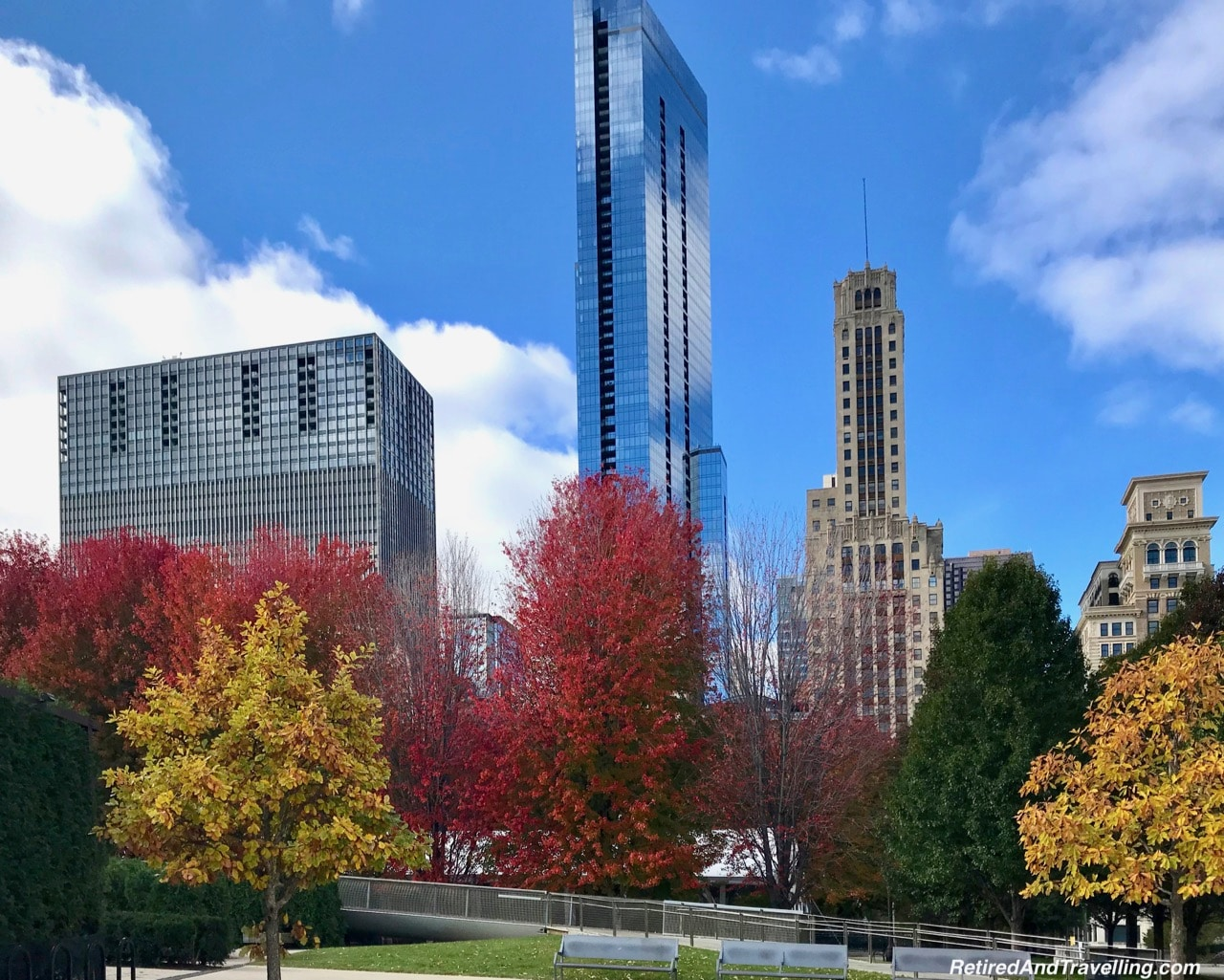 Fall Colours Millennium Park - Things To Do - 3 Days In Chicago.jpg