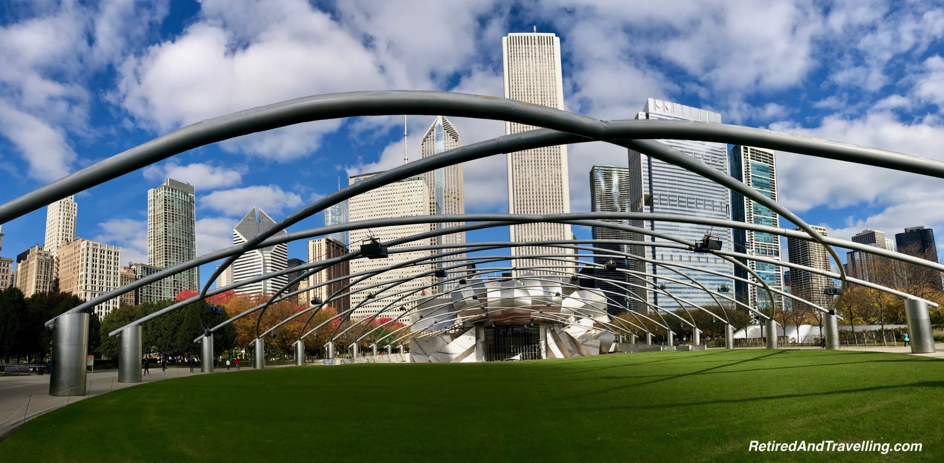 Jay Pritzker Millennium Park - Things To Do - 3 Days In Chicago.jpg