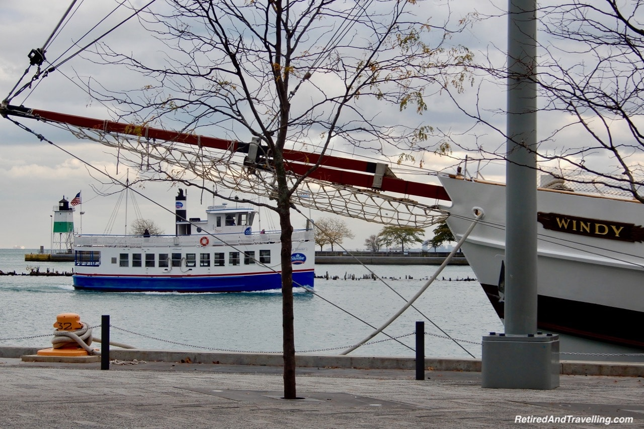 Navy Pier Cruise Boats and Water Taxi - Things To Do - 3 Days In Chicago.jpg