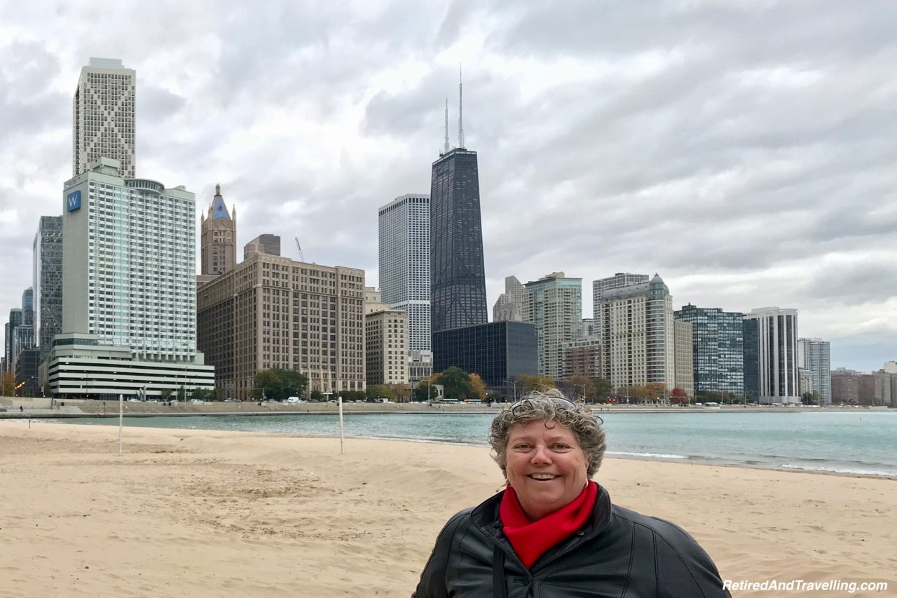 Navy Pier Lake Michigan Skyline View - Eclectic Chicago Architecture.jpg