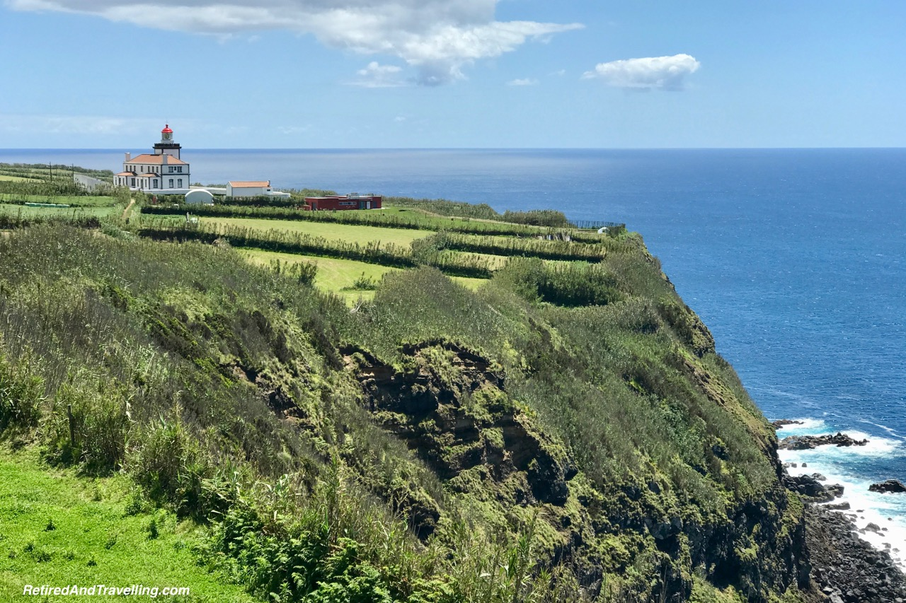 Ponta Da Ferraria Lighthouse - Volcanic Setting of Sete Cidades Sao Miguel Azores.jpg
