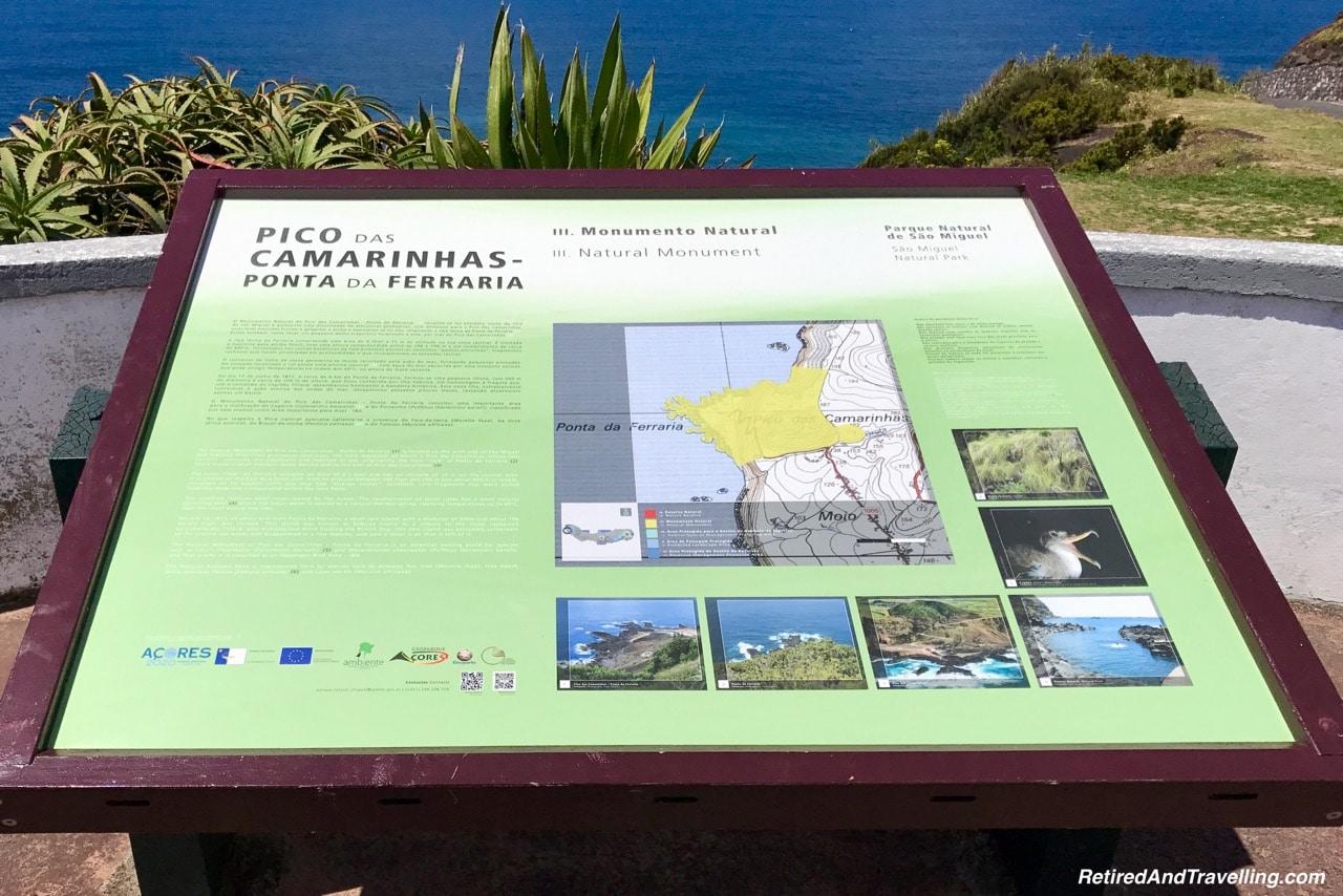 Ponta Da Ferraria - Volcanic Setting of Sete Cidades Sao Miguel Azores.jpg