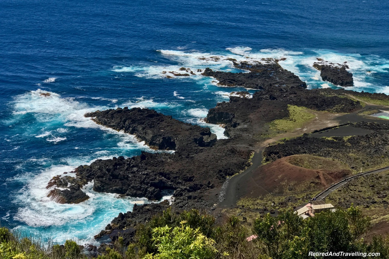 Ponta Da Ferraria View - Volcanic Setting of Sete Cidades Sao Miguel Azores.jpg