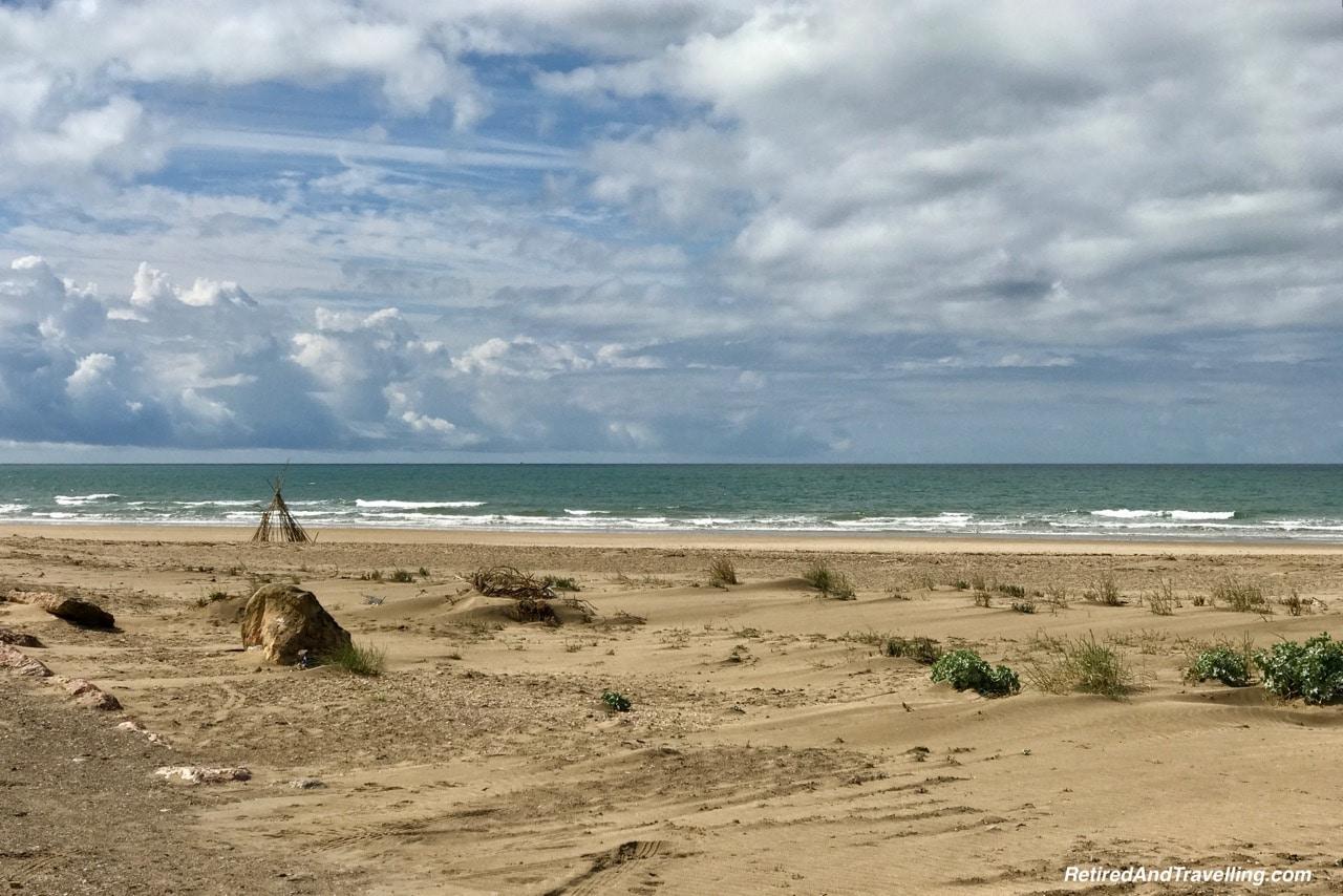 Santo Antonio Ponta da Areia Beach - Explore The Eastern Algarve To Spain.jpg