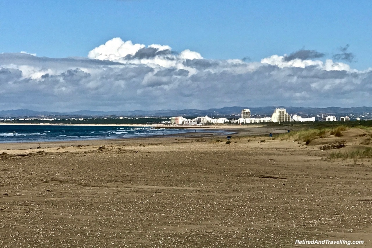 Algarve Beaches in Ponta da Areia - South to the Algarve Portugal.jpg