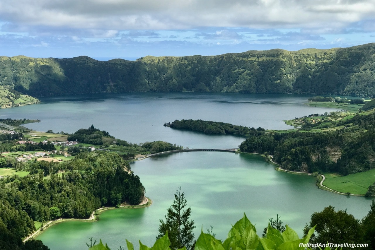 Vista Do Rei Viewpoint - Volcanic Setting of Sete Cidades Sao Miguel Azores.jpg
