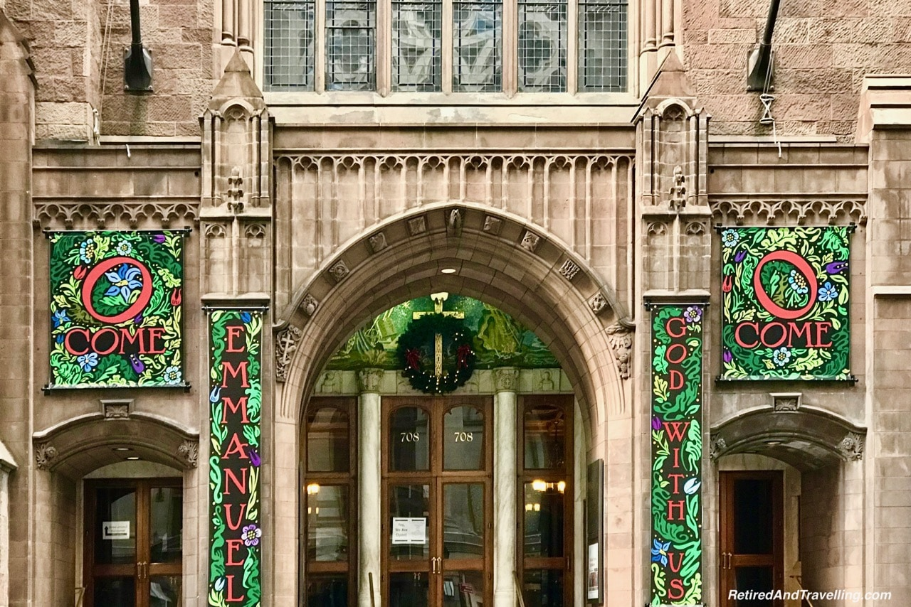 5th Avenue Presbyterian Church Holiday Decor - Holiday Visit To NYC.jpg