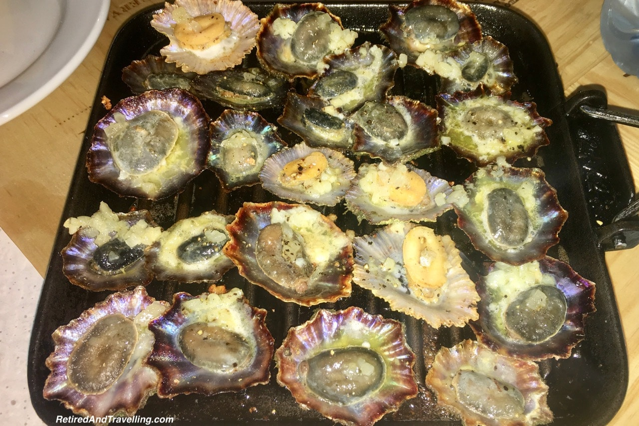 Azores Seafood Limpets - 10 Days In the Azores.jpg