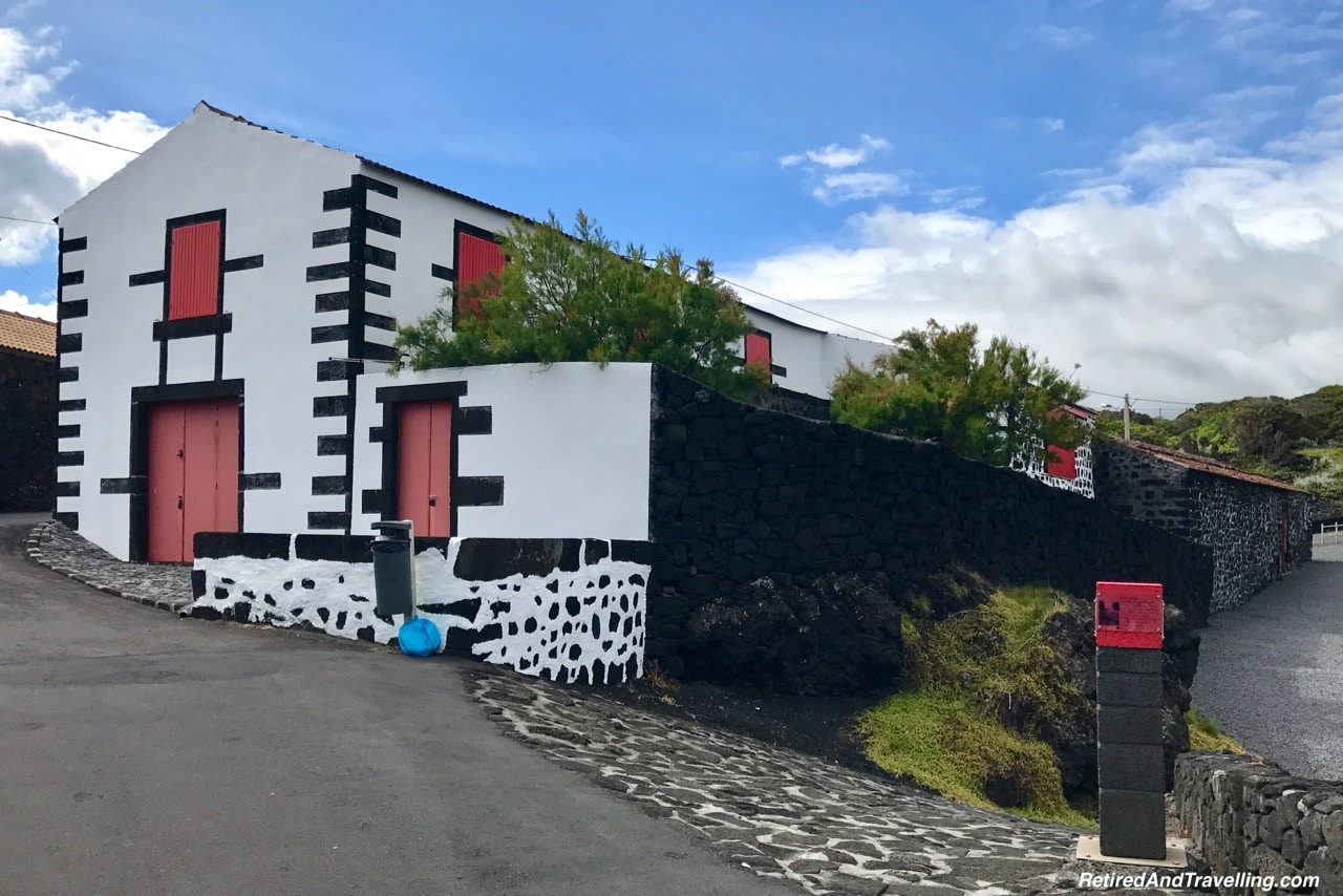 Azores Pico Island Traditional Architecture Buildings - Stay on Faial Island Azores.jpg