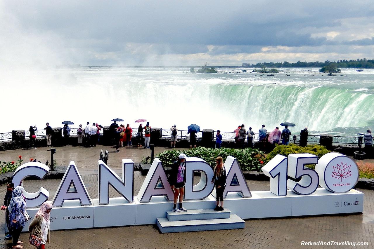Niagara Falls Canada 150 - Reflections On 2017 Travel.jpg