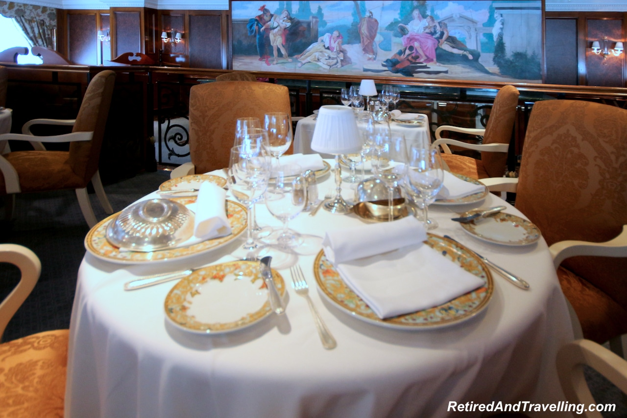 Elegant On Ship Dining - Ready For An Around The World Cruise.jpg
