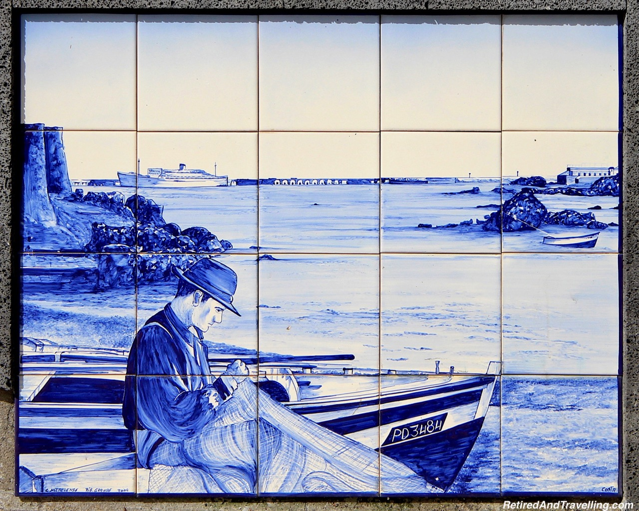 Azores Portuguese Blue Tile Street Art - 10 Days In the Azores.jpg