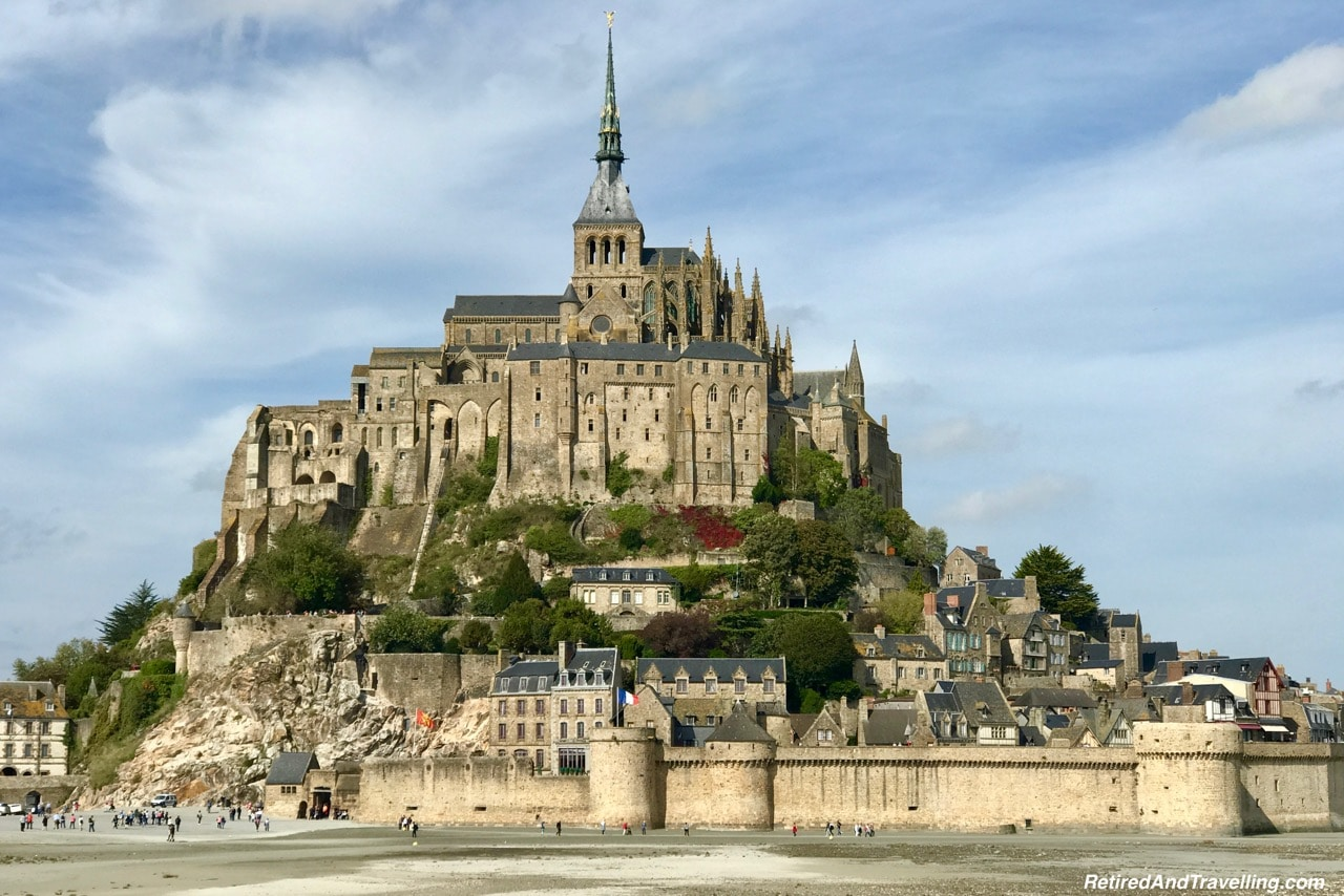 Mont St Michel - North Europe Cruise - Reflections On 2017 Travel.jpg