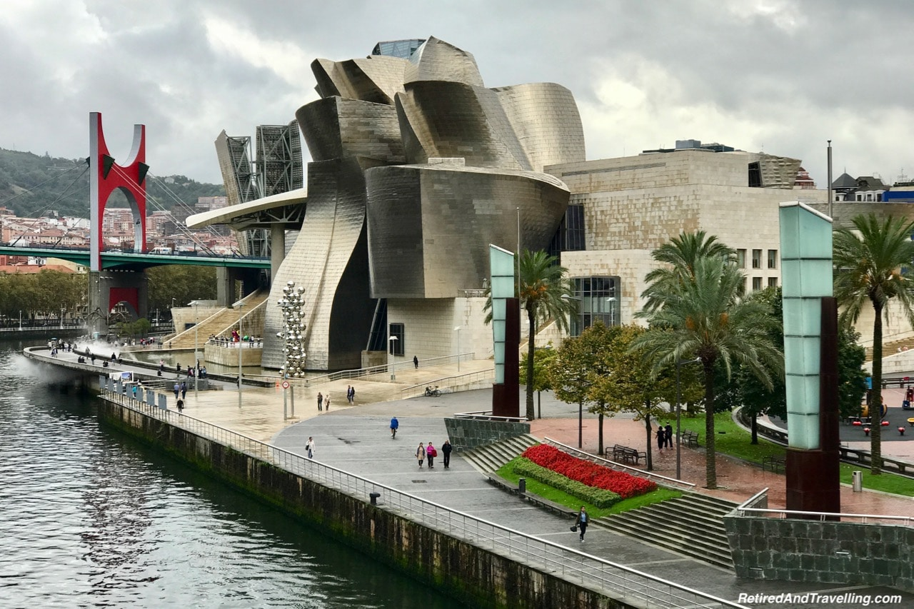 Guggenheim Bilbao Spain - North Europe Cruise - Reflections On 2017 Travel.jpg