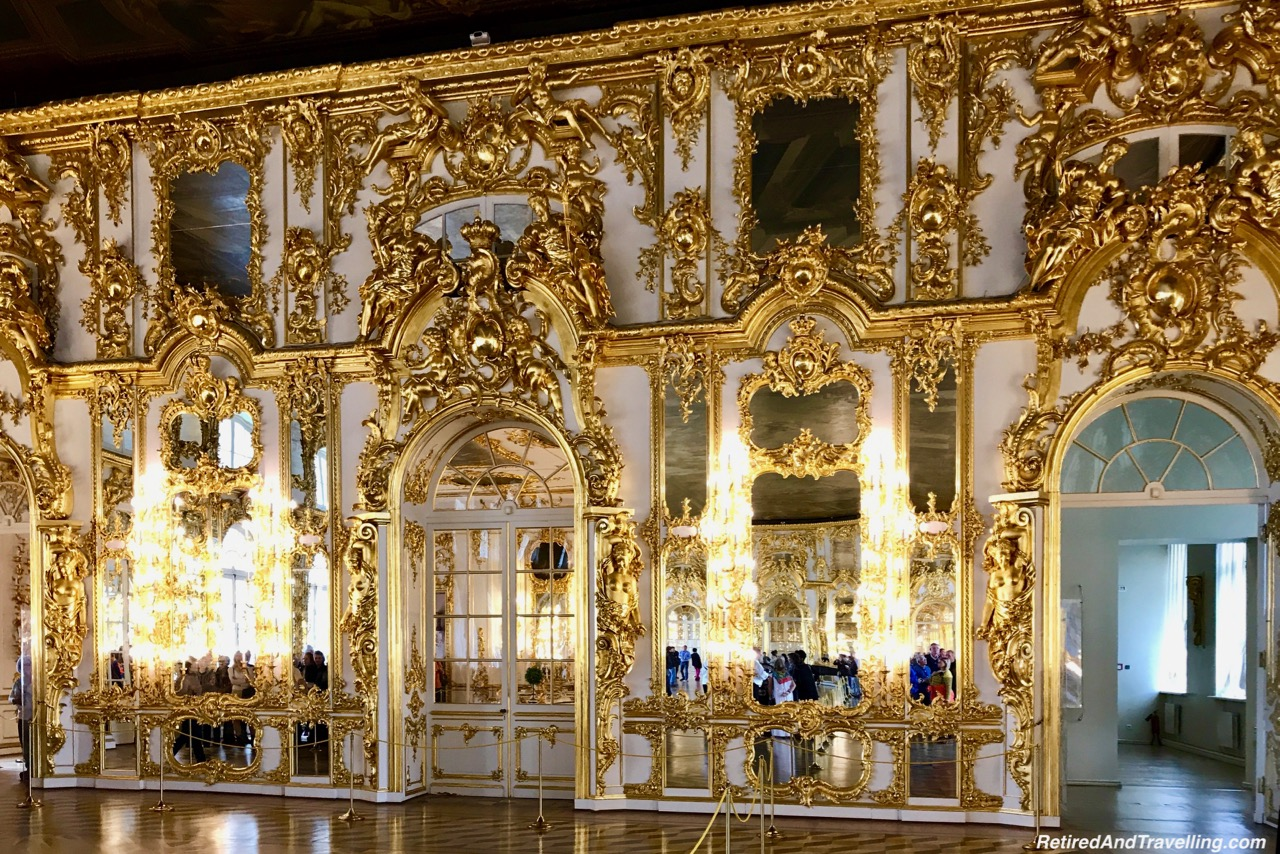 Catherine's Palace St Petersburg Baltic Cruise - Reflections On 2017 Travel.jpg