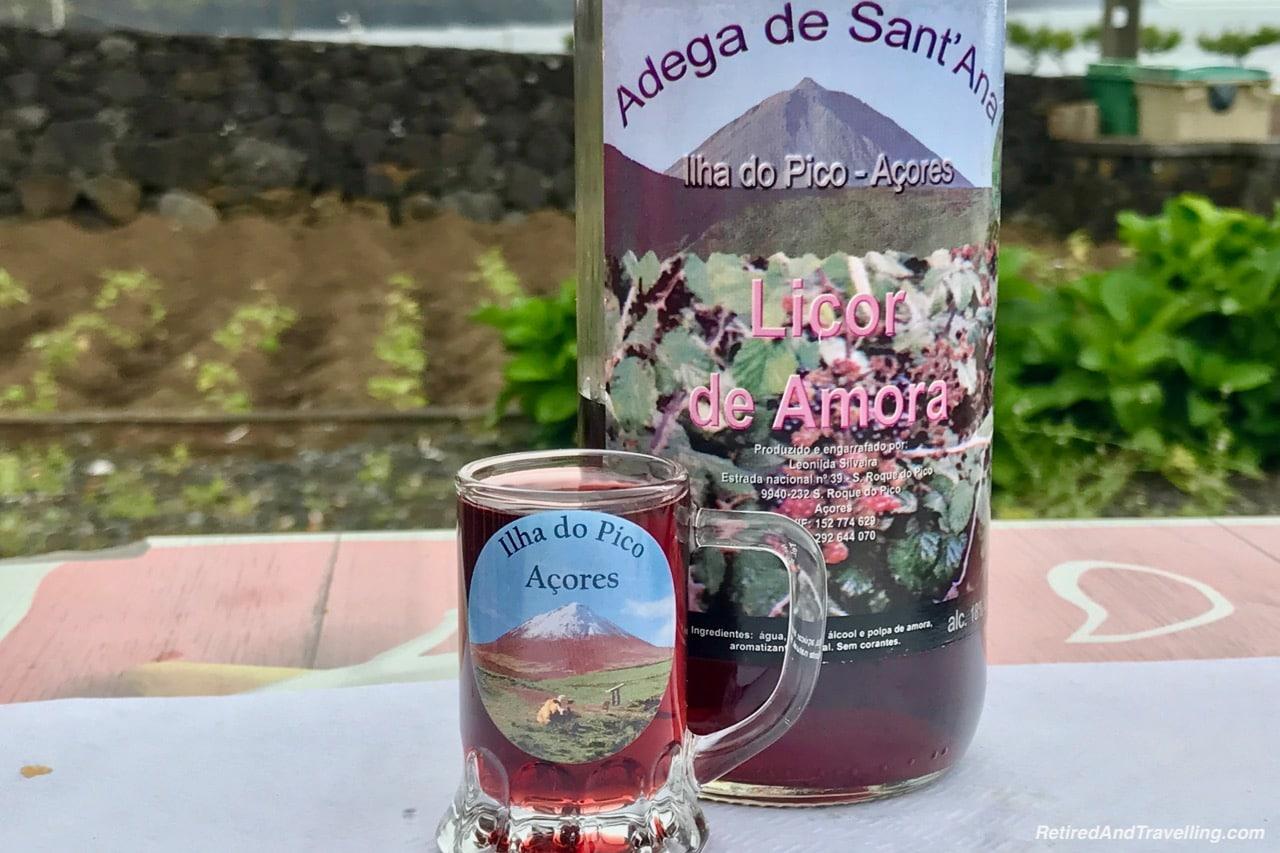 Azores Blackberry Liqueur - Stay on Faial Island Azores.jpg