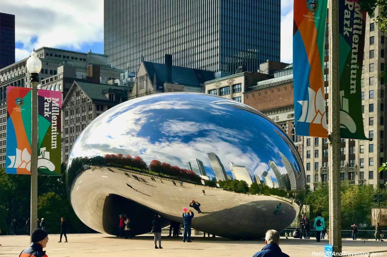 Chicago Millennium Bean - Reflections On 2017 Travel.jpg