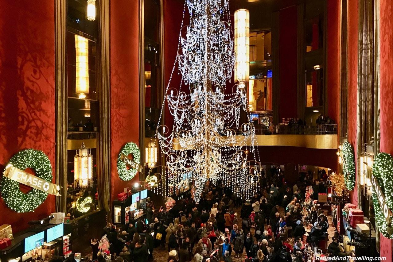 Radio City Music Hall Christmas Tree - Holiday Visit To NYC.jpg