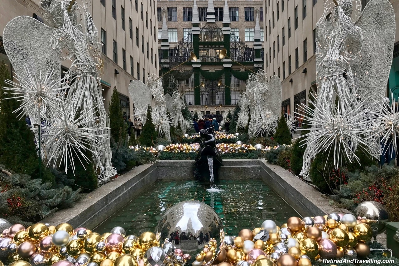 Rockefeller Centre Christmas Saks Fifth Avenue Lights and Music - Holiday Visit To NYC.jpg