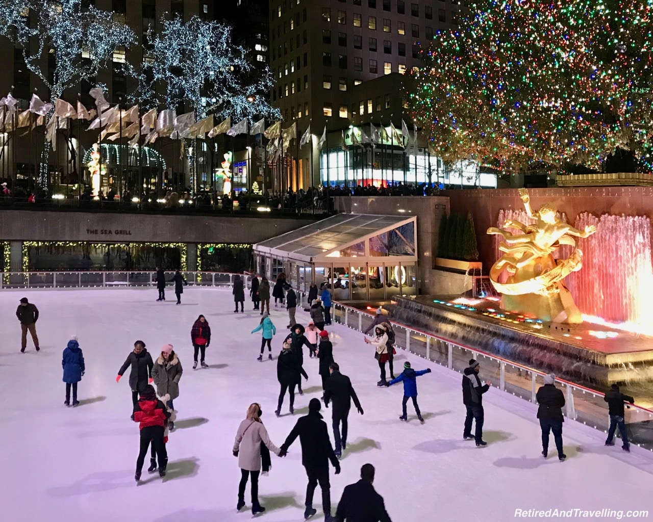 Skating Rockefeller Centre Christmas Tree and Decor - Holiday Visit To NYC.jpg