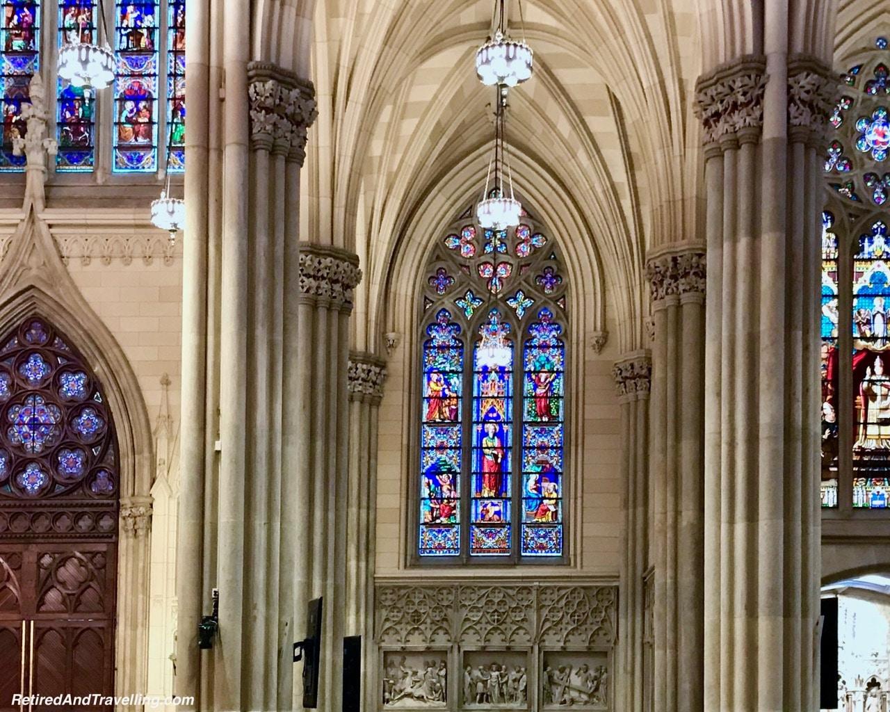 St Patricks Cathedral Holiday Decor - Holiday Visit To NYC.jpg