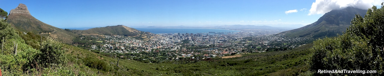 Cape Town from Table Mountain - Reasons To Visit Cape Town.jpg