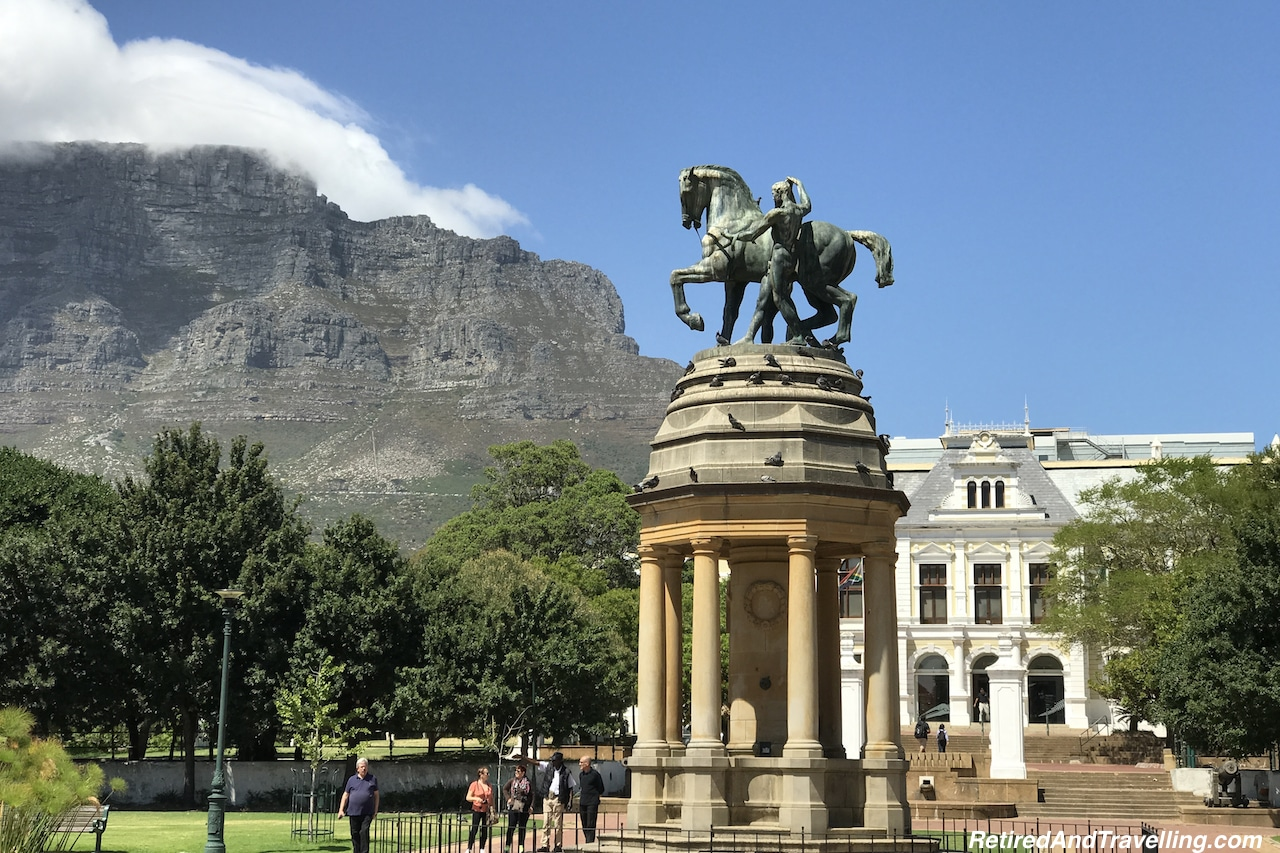 Cape Town View of Table Mountain - Reasons To Visit Cape Town.jpg