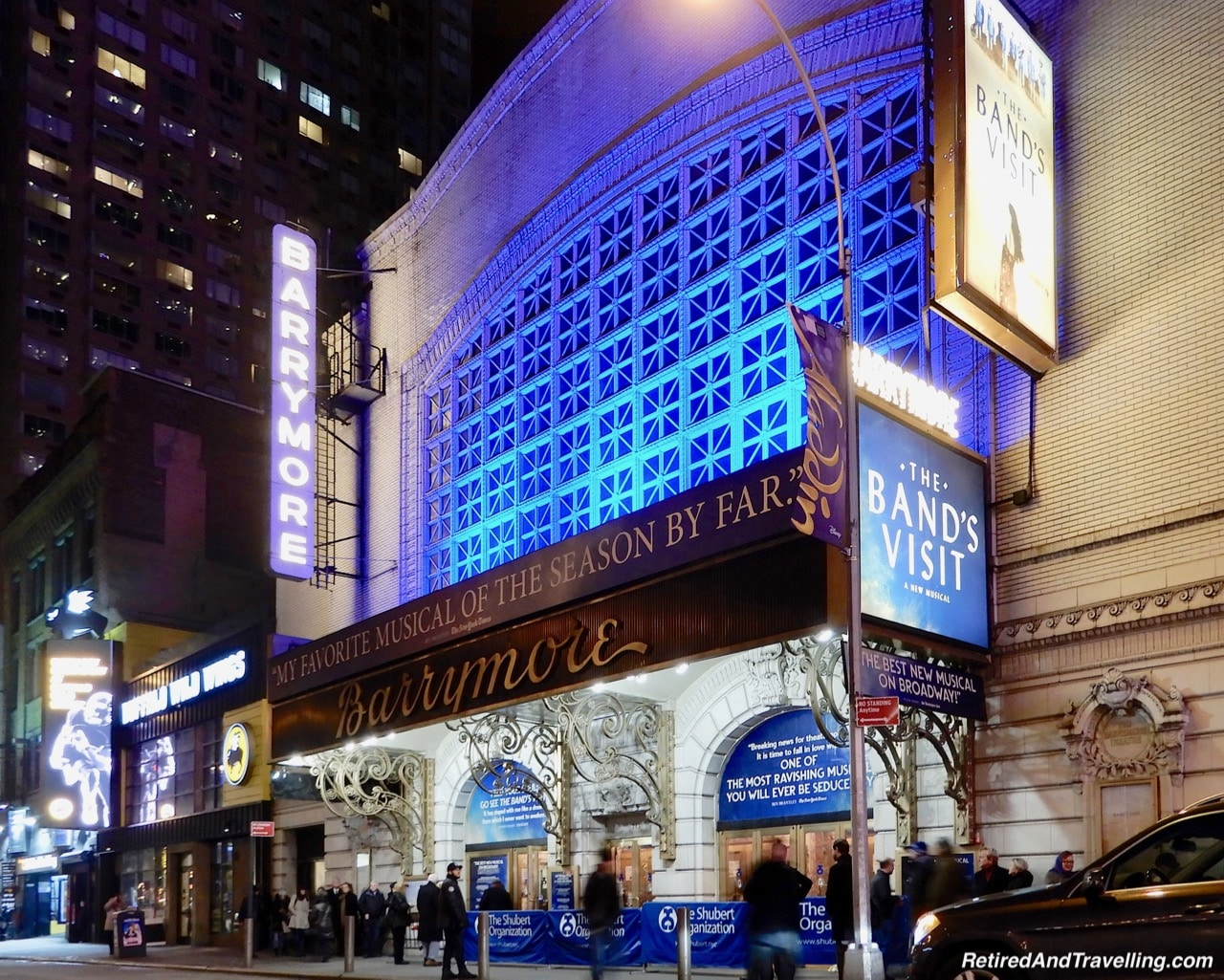 NYC Broadway Show Barrymore The Band's Visit - Holiday Visit To NYC.jpg
