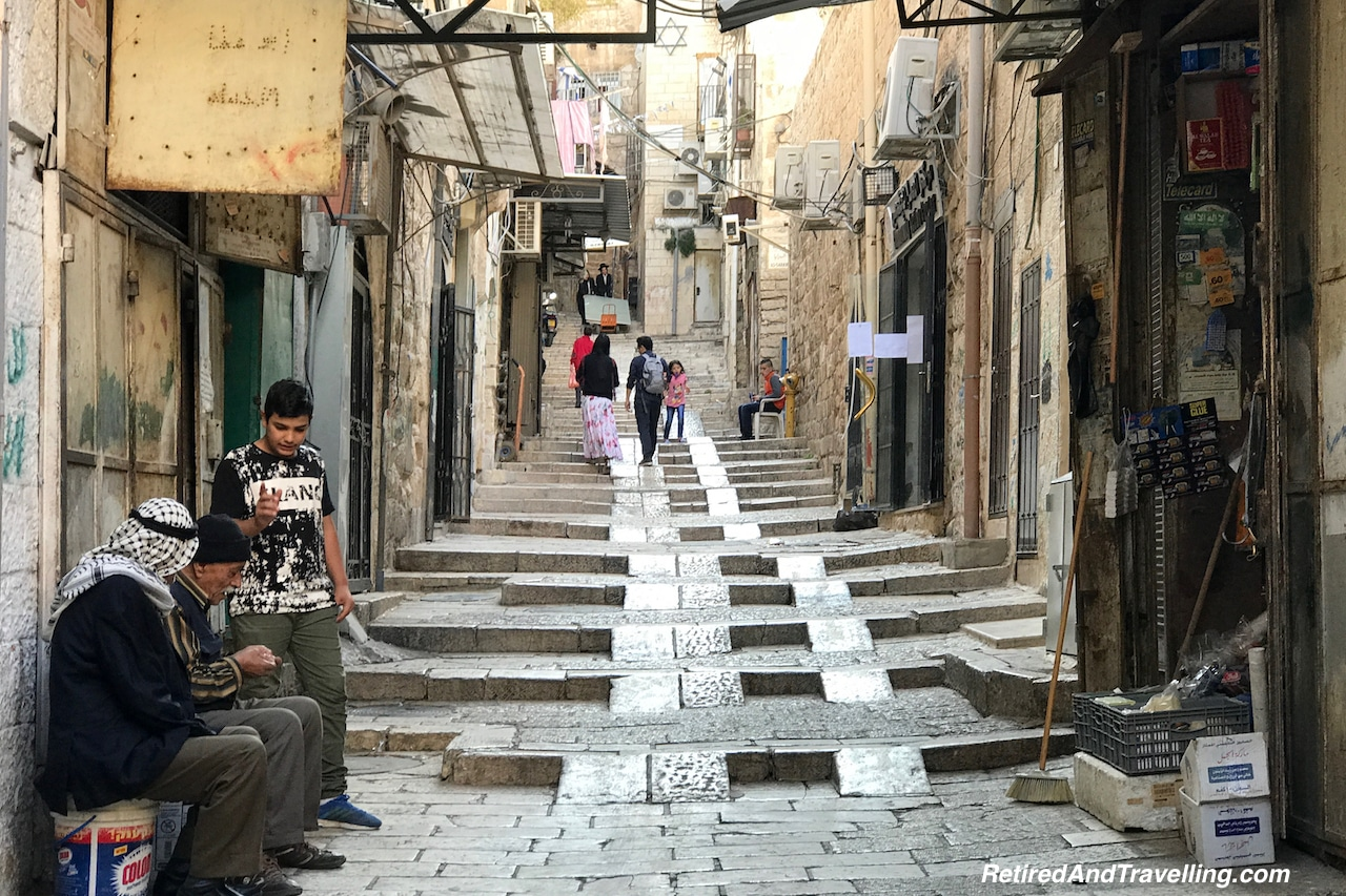 Walking in Israel - Active Excursions - Ready For An Around The World Cruise.jpg