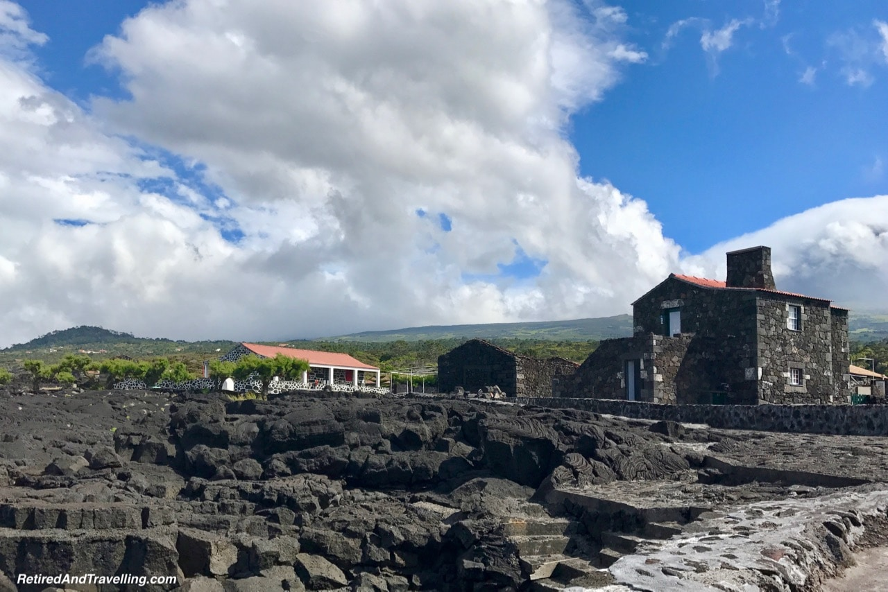 Sao Roque Coast Volcanic Rock - Historical Perspective of Pico Island.jpg